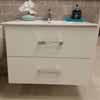 Wood Floors / Bathroom Furniture - Basin with vanity: View Details