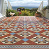 Tiles / Traditional - Victorian Floor Tile: View Details