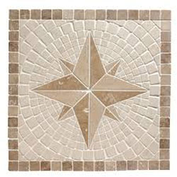 Tiles / Contemporary - Mosaic (Floor)