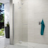 Showers & Taps / Shower Doors - Folding Showerwall: View Details