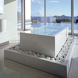 Bathrooms / Free Standing Baths - Starck