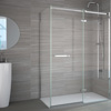 Showers & Taps / Shower Doors - Frameless Shower: View Details