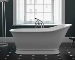 Bathrooms / Free Standing Baths - Hampton