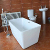 Bathrooms / Free Standing Baths - Qube: View Details