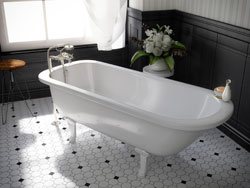 Bathrooms / Free Standing Baths - Roma