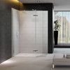 Showers & Taps / Shower Doors - Shower minimalist finish: View Details