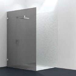 Showers & Taps / Shower Doors - Merlyn Showers + Coloured Glass